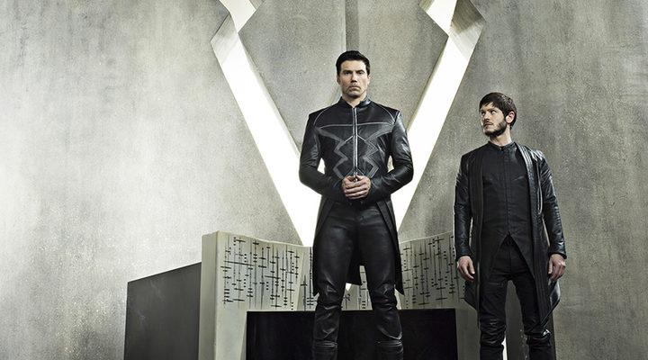 'Inhumanos' de Marvel
