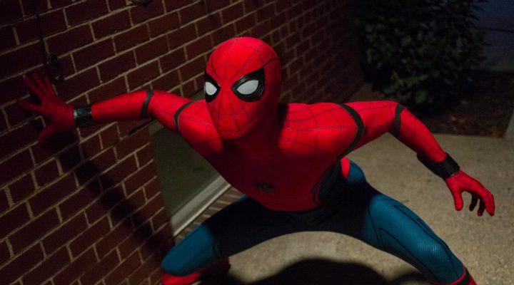 'Spiderman Homecoming'