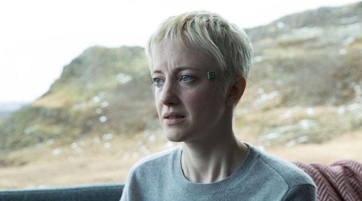 Fotograma del segundo capítulo de la cuarta temporada de 'Black Mirror'