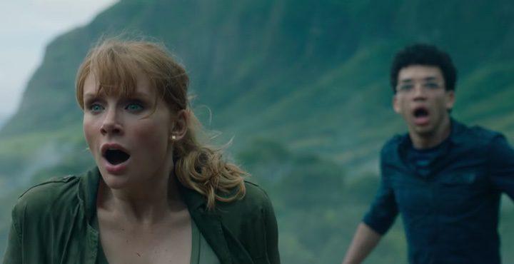 Bryce Dallas Howard en 'Jurassic World: El reino caído'