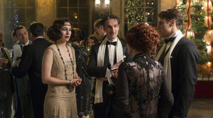 Una imagen de la segunda temporada de 'Las chicas del cable'