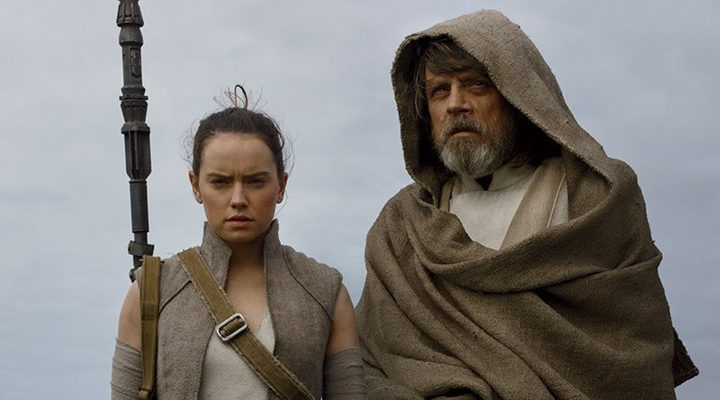 Fotograma de 'Star Wars: Los últimos Jedi