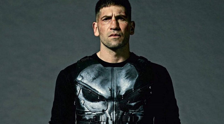 Jon Bernthal como 'The Punisher'