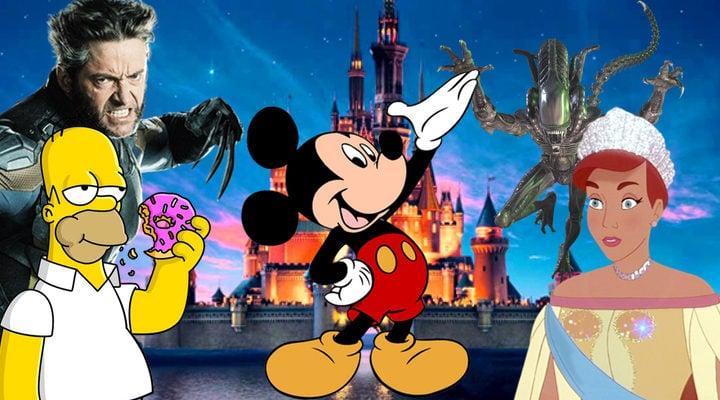 Compra de 21st Century Fox por parte de Disney