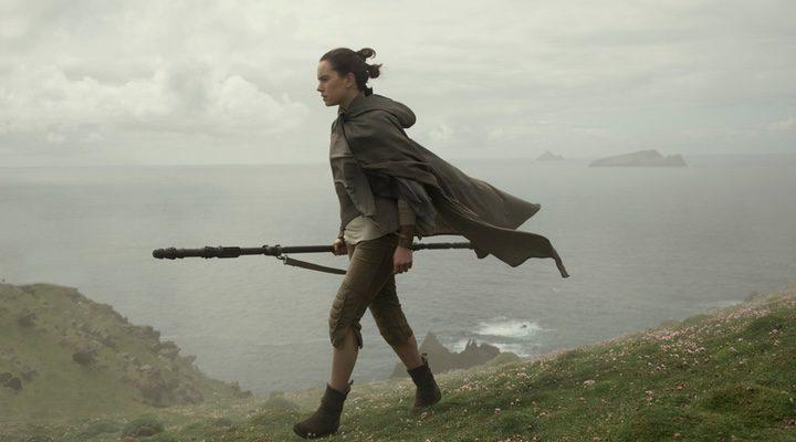''Star Wars: Los últimos Jedi' se podría convertir en el segundo mejor preestreno de la historia en Estados Unidos'