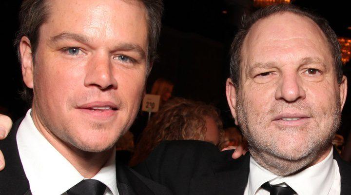'Matt Damon ha hablado sobre los casos de abuso sexual en Hollywood'