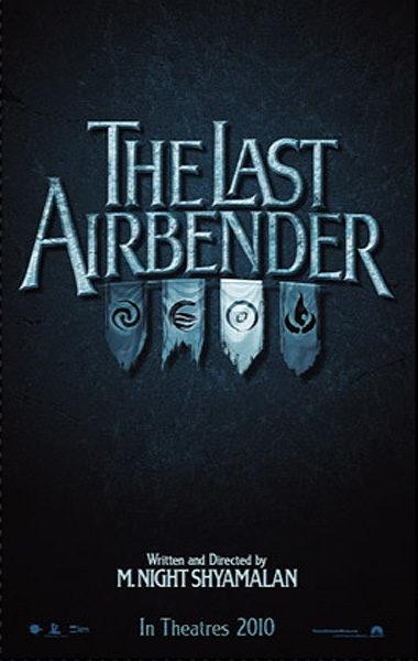 Carteles de 'Shutter Island', 'The last Airbender'...