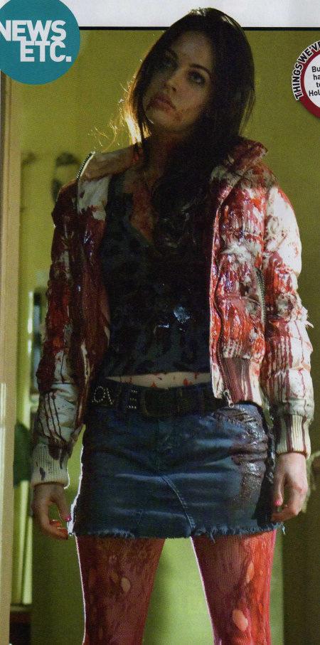 Nuevas imágenes de 'Jennifer's Body'