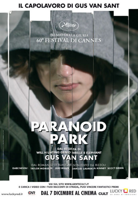 Tráiler de 'Paranoid Park'