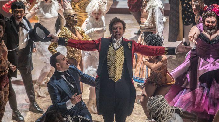 ''El Gran Showman' suspende con las primeras críticas'