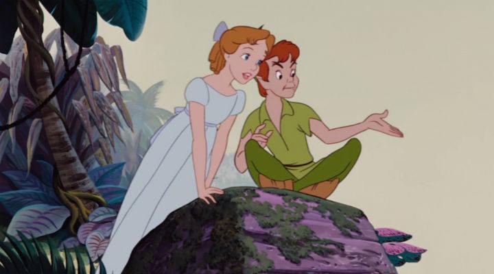'Peter Pan' (1953)