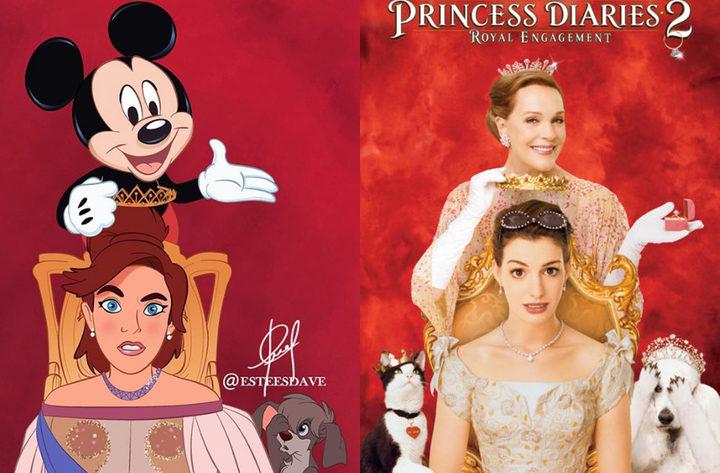 Anastasia y Princesa por sorpresa 2