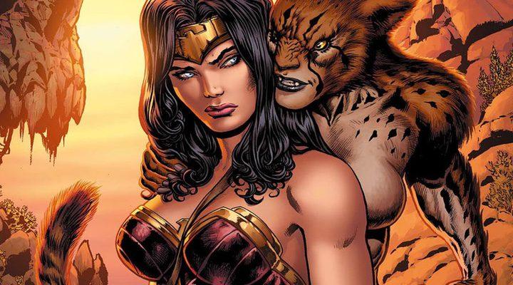 Wonder Woman y Cheetah
