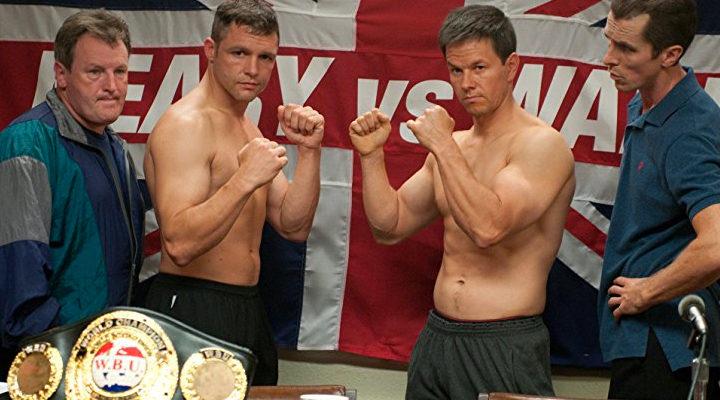 Mark Wahlberg y Christian Bale en 'The Fighter'