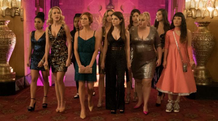Noche de fiesta para las Bellas