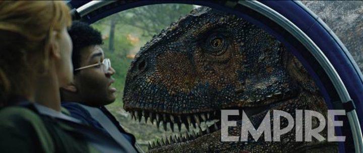 'Nueva imagen de 'Jurassic World: El reino caído''