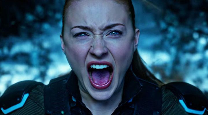 Sophie Turner en X-Men
