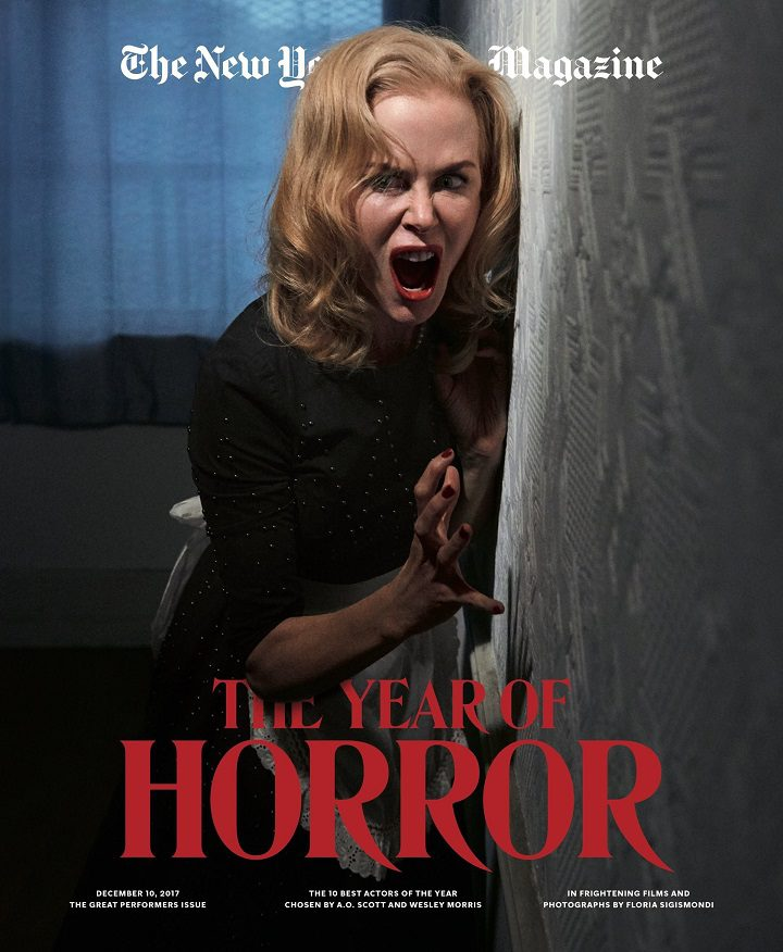 The year of horror