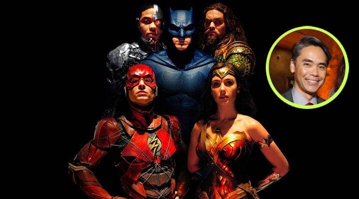 Walter Hamada se une al Universo DC