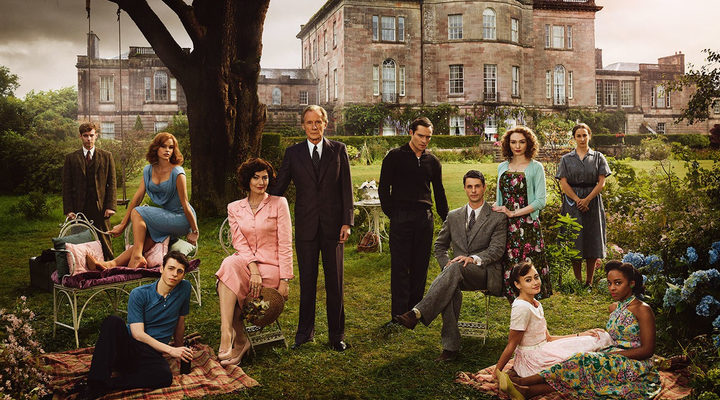 El cast deOrdeal By Innocence