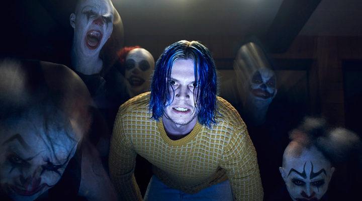 Evan Peters como Kai en 'American Horror Story: Cult'