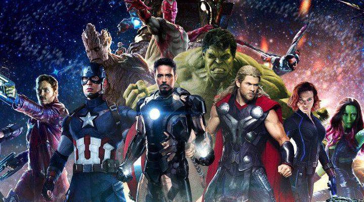 'Los Vengadores: Infinity War'