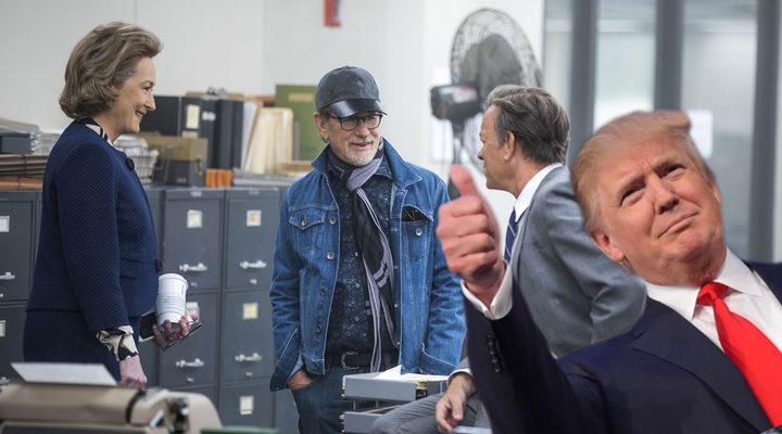 Donald Trump quiere ver 'The Post'