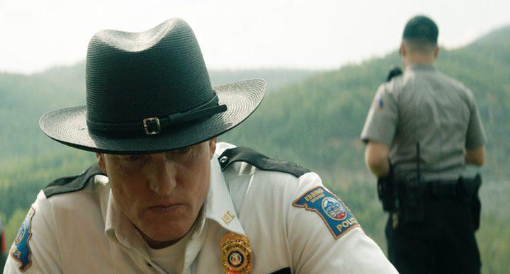 Woody Harrelson en 'Tres anuncios en las afueras'