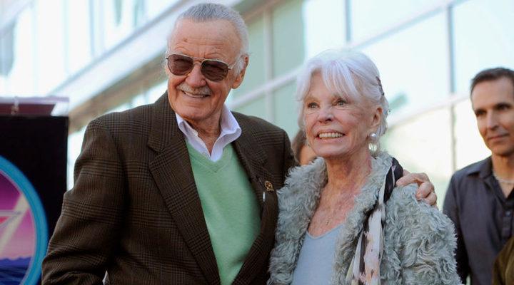 Stan y Joan Lee
