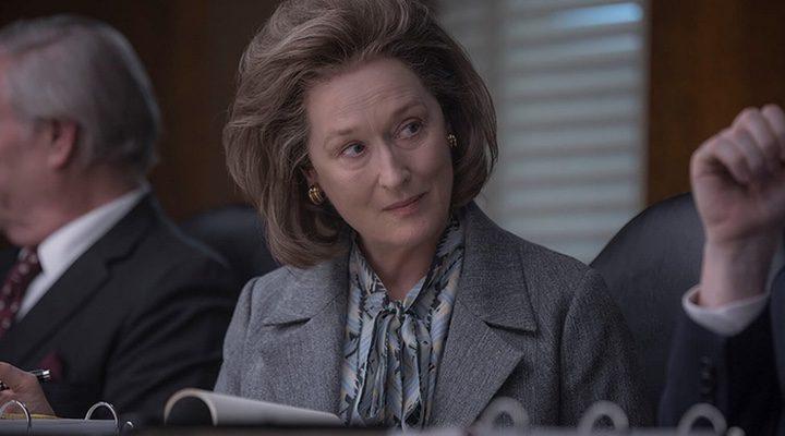 'Meryl Streep nos habla sobre 'Los archivos del Pentágono''