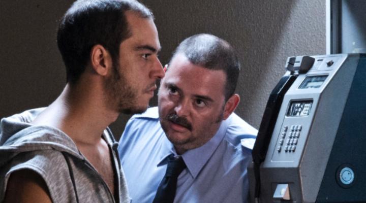 Fotograma del cortometraje 'Como yo te amo', nominado al Goya a Mejor cortometraje de ficción