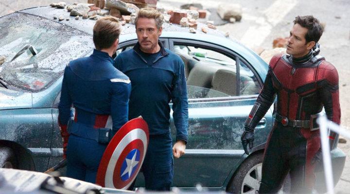 Robert Downey Jr. y su nuevo look