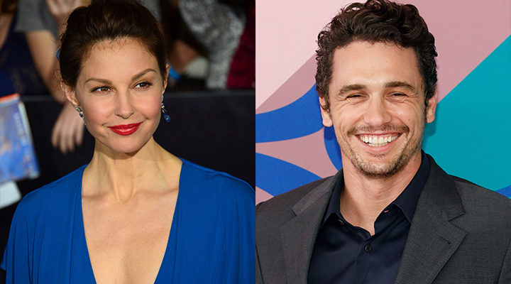 Ashley Judd y James Franco