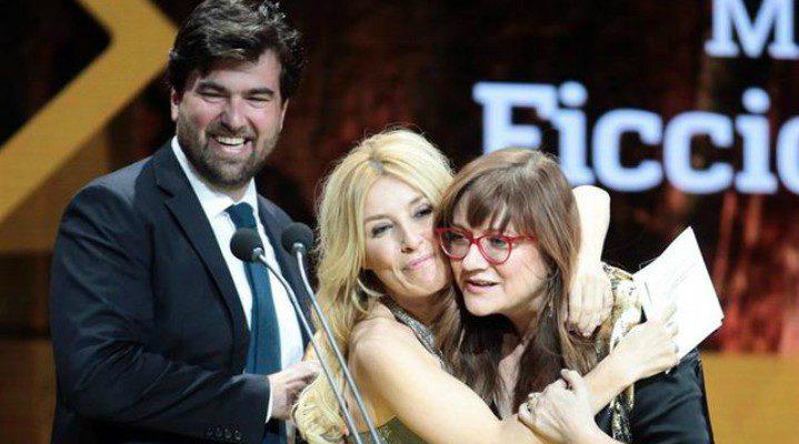 Isabel Coixet recoge el Forqué a Mejor Película