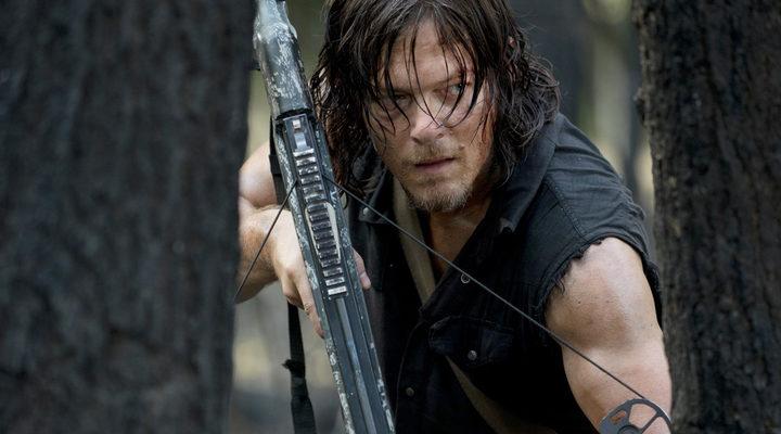 Norman Reedus como Daryl en 'The Walking Dead'