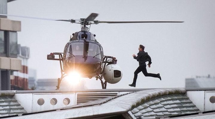 Tom Cruise regresa al rodajde de 'Misión Imposible 6'