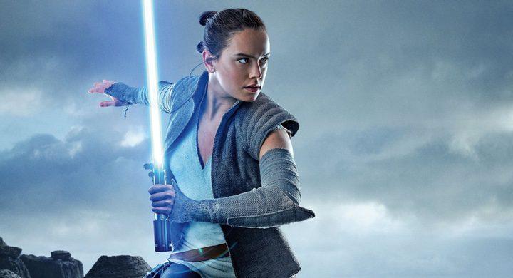 Daisy Ridley en 'Star Wars: Los últimos Jedi'