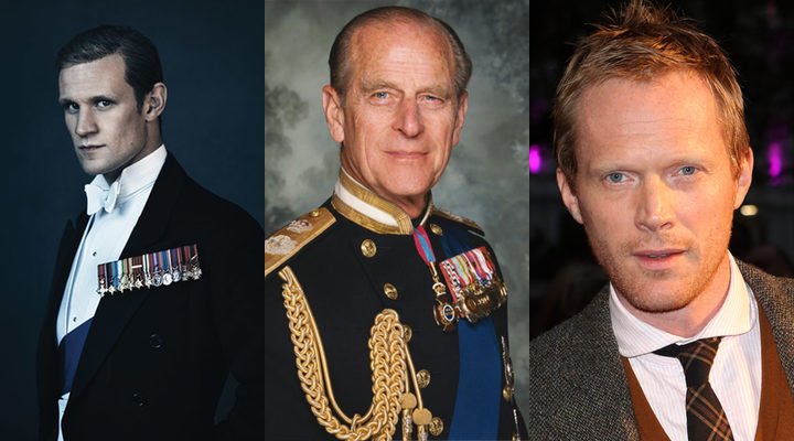 Paul Bettany en 'The Crown'