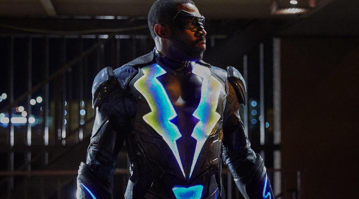 Jefferson Pierce/Black Lightning