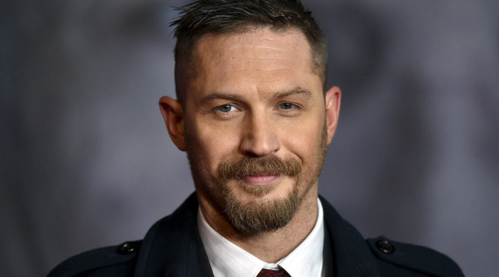 El actor Tom Hardy