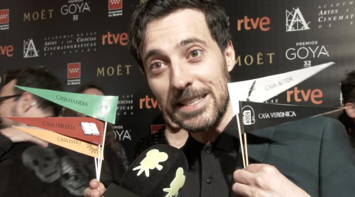 Los nominados al Goya se someten a nuestro 'Juego de Goyas' y eligen Casa