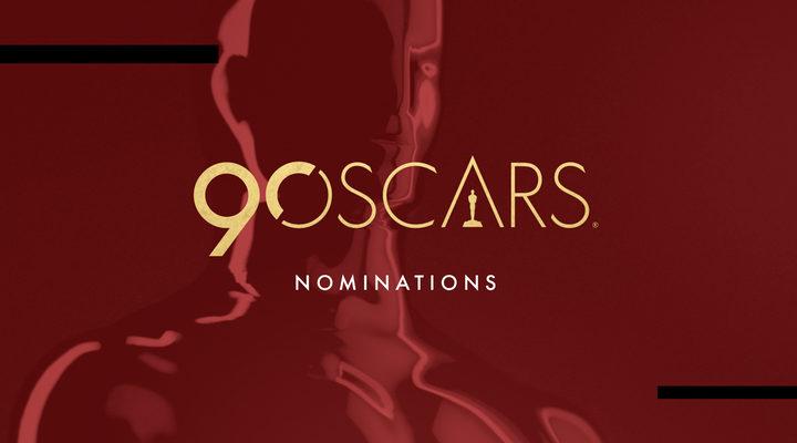 Nominaciones Premios Oscar 2018
