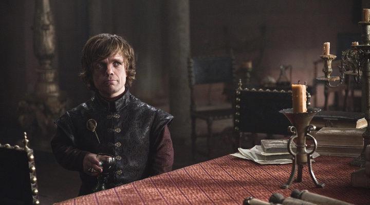 Dinklage interpretando a Tyrion Lannister