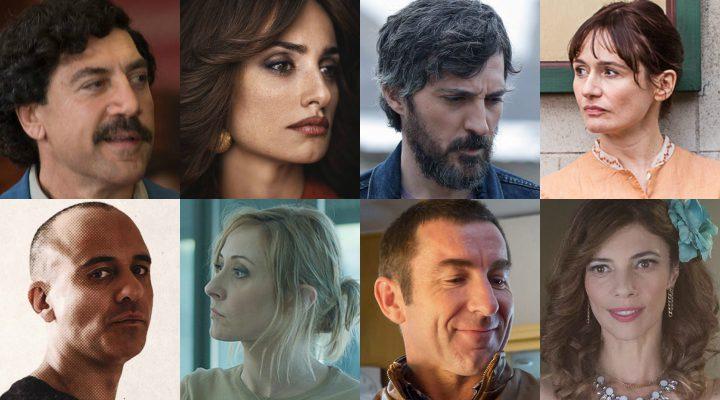 Goya 2018 al mejor actor y a la mejor actriz