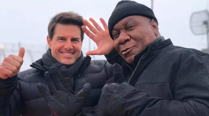 Tom Cruise y Ving Rhames