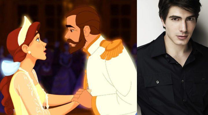 'Brandon Routh será el zar Nicolás en el remake de acción real de 'Anastasia''