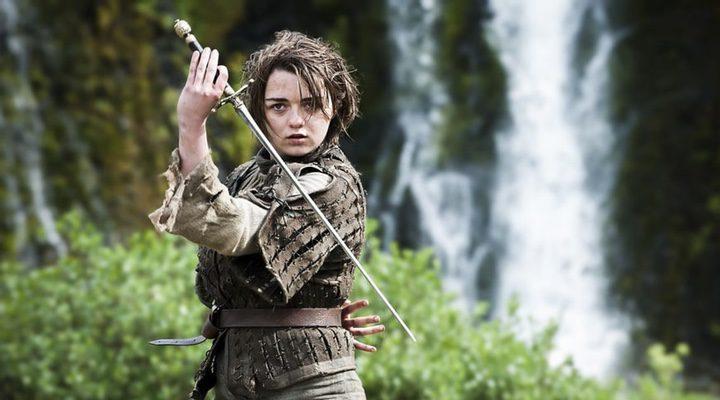 'Maisie Williams desmiente la fecha de estreno de la nueva temporada de 'Juego de Tronos''