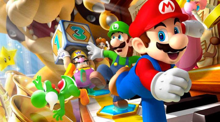Videojuego 'Super Mario Bros'