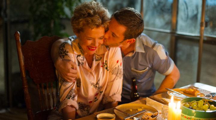 Las estrellas de cine no mueren en Hollywood