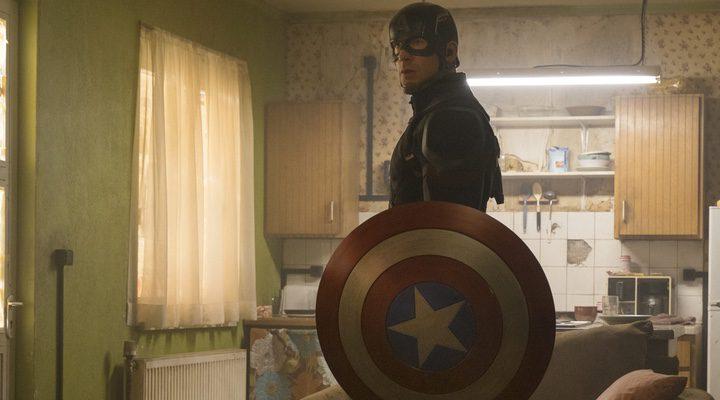 'Capitán América utilizará un nuevo escudo en 'Infinity War''